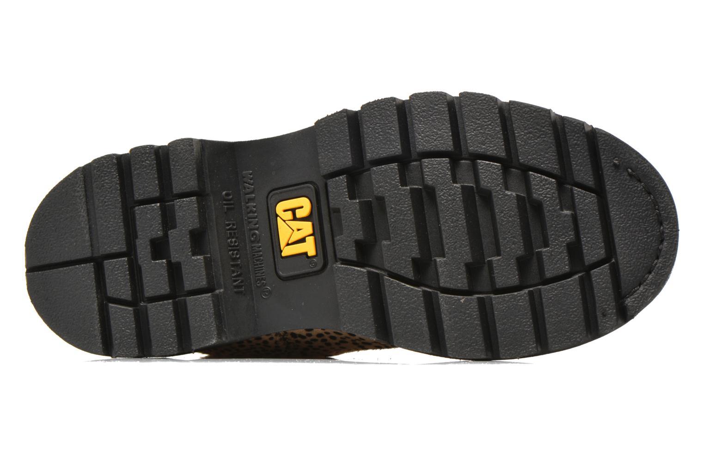 Bottines et boots Caterpillar COLORADO W Noir vue haut