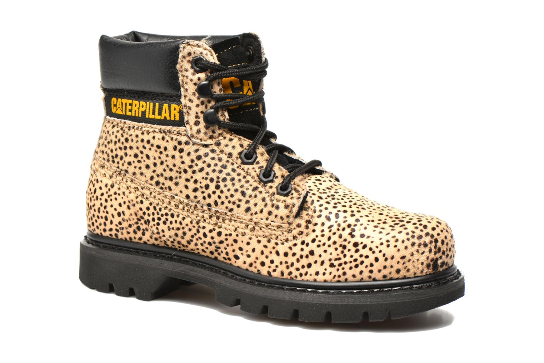 Bottines et boots Caterpillar COLORADO W Noir vue détail/paire