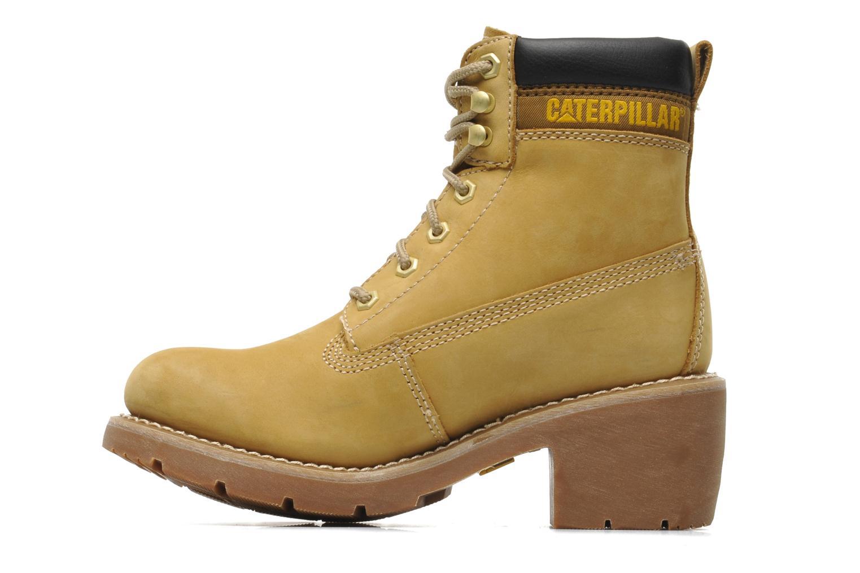 Bottines et boots Caterpillar OTTAWA Marron vue face