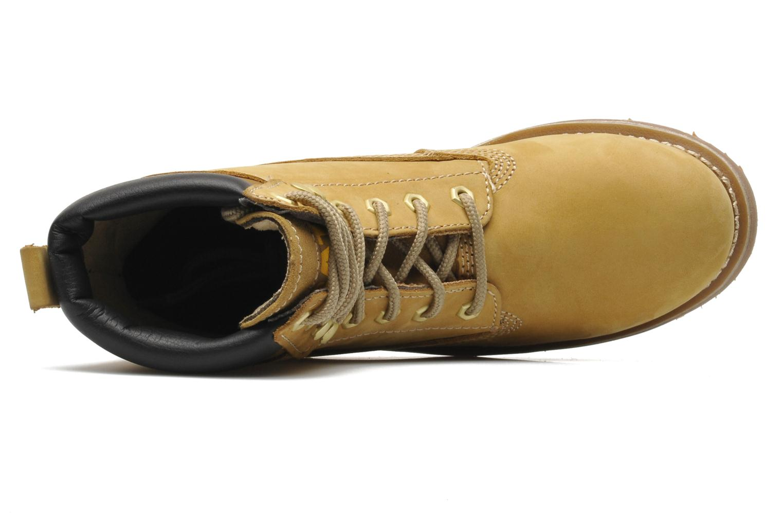 Bottines et boots Caterpillar OTTAWA Marron vue gauche
