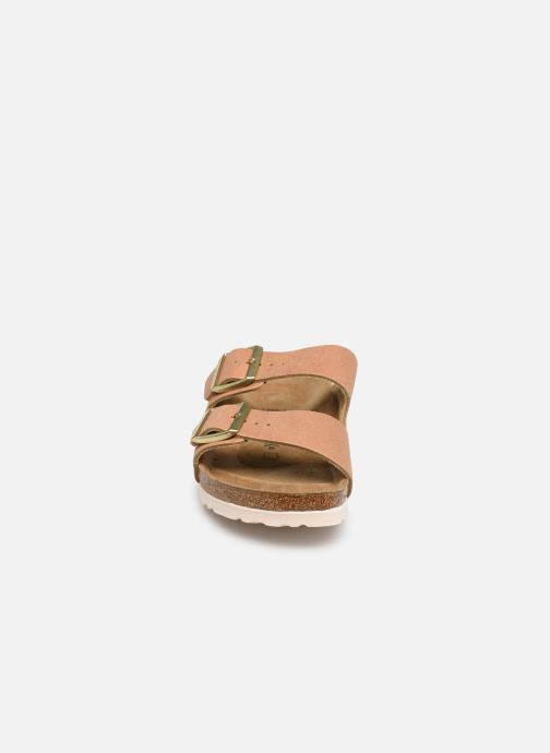 Wedges Birkenstock Arizona Cuir W Oranje model