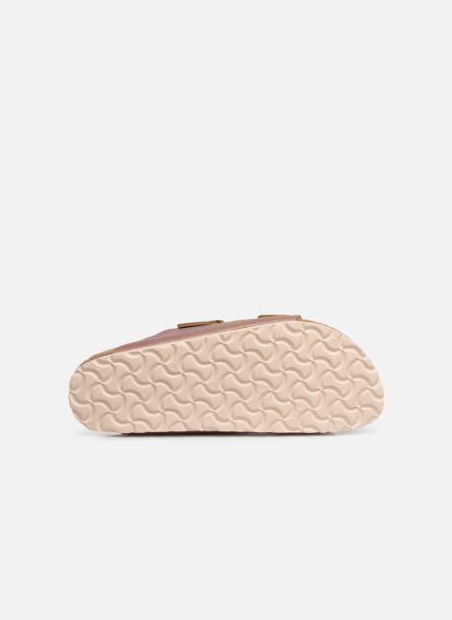 Wedges Birkenstock Arizona Cuir W Roze boven