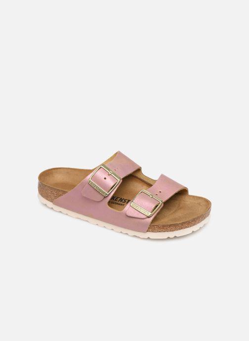 Clogs & Pantoletten Birkenstock Arizona Cuir W rosa detaillierte ansicht/modell