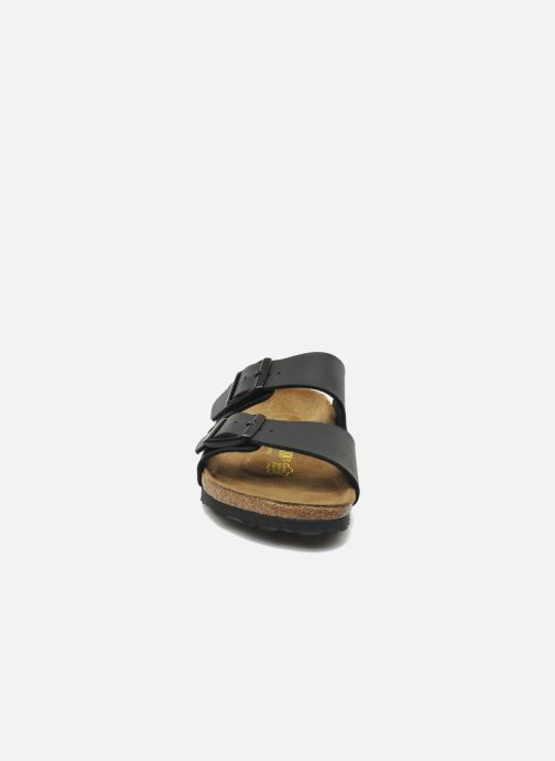 Clogs og træsko Birkenstock Arizona Flor W (Smal model) Sort se skoene på