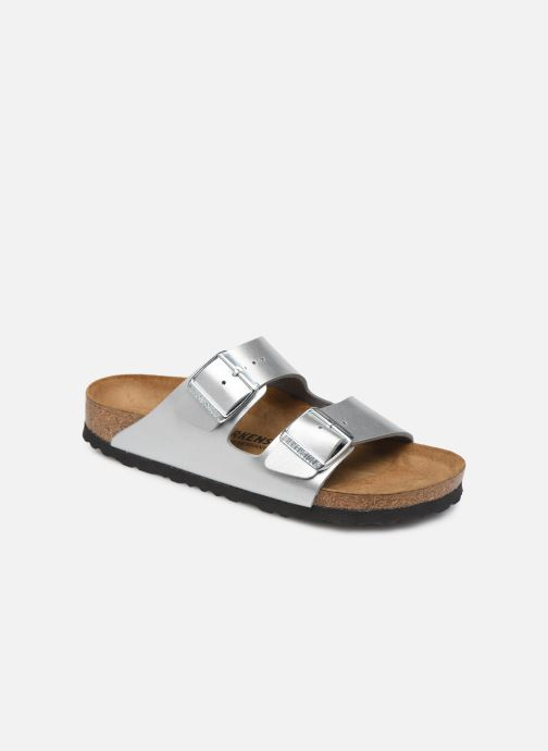 Wedges Birkenstock Arizona Flor W Zilver detail