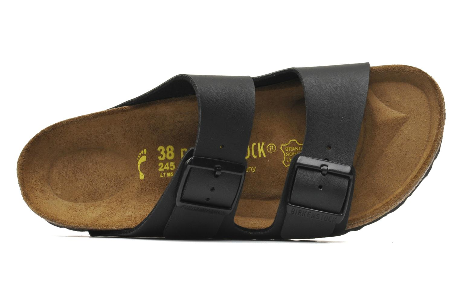 Mules & clogs Birkenstock Arizona Flor W Black view from the left