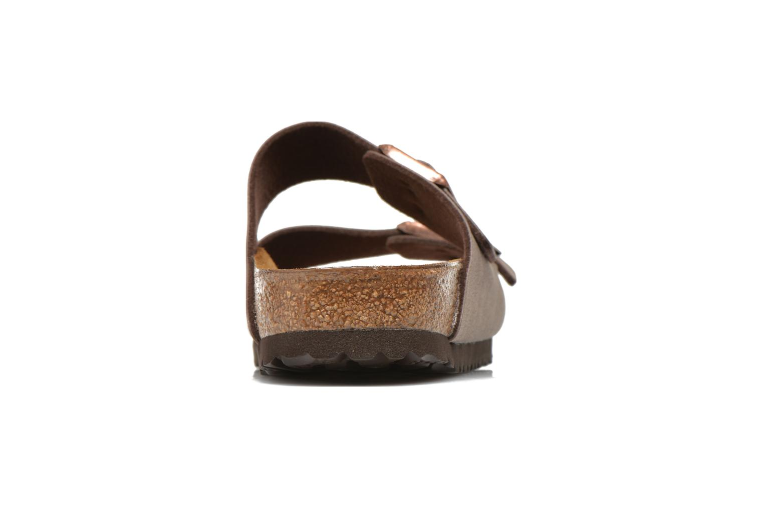 Mules & clogs Birkenstock Arizona Flor W Brown view from the right