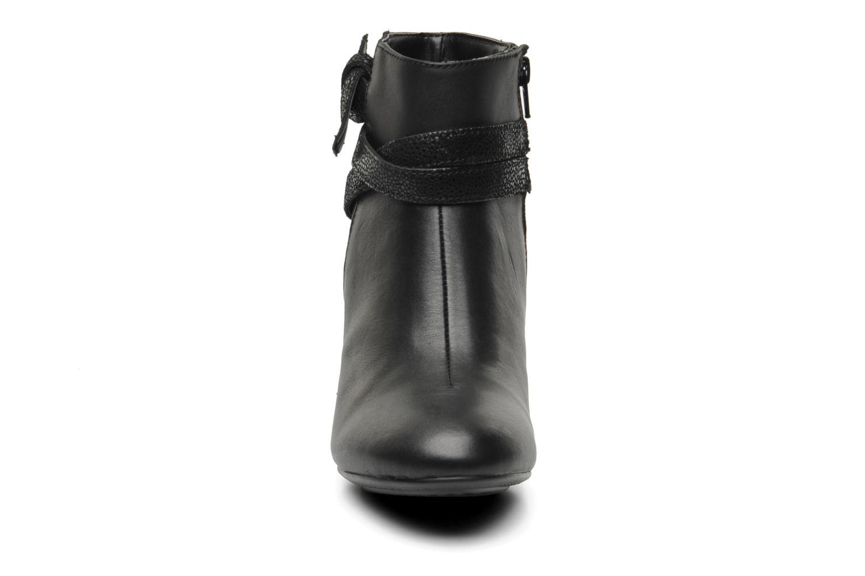 Bottines et boots Hush Puppies Coco Imagery Noir vue portées chaussures