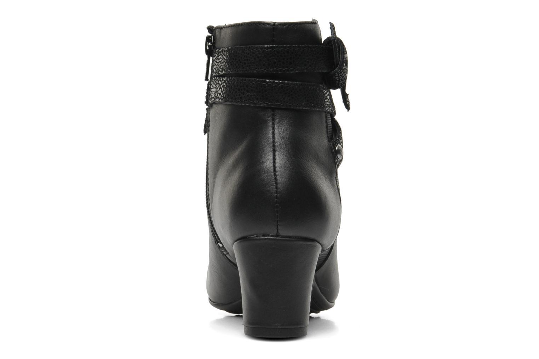 Bottines et boots Hush Puppies Coco Imagery Noir vue droite