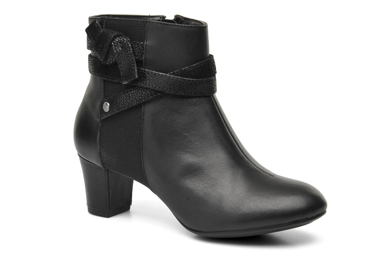 Bottines et boots Hush Puppies Coco Imagery Noir vue détail/paire