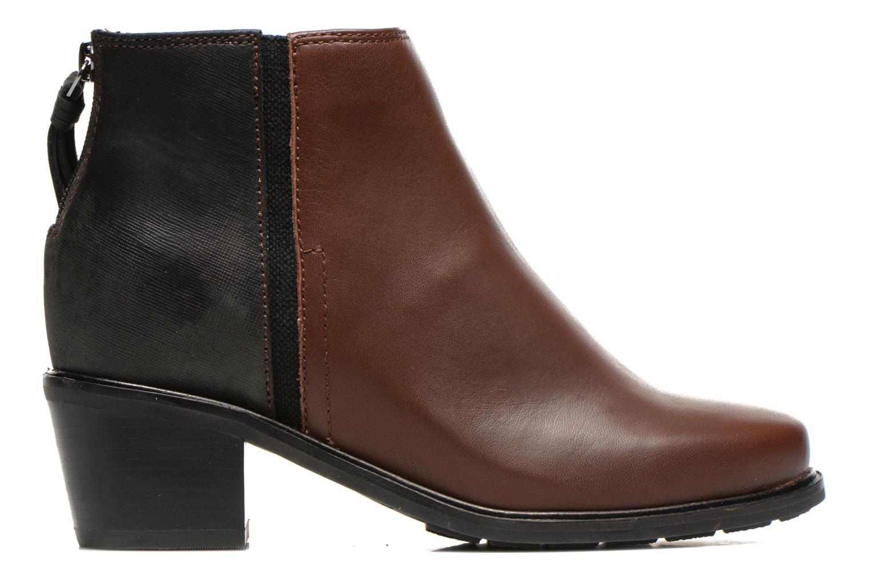 Bottines et boots Hush Puppies Stella Cordell Noir vue derrière
