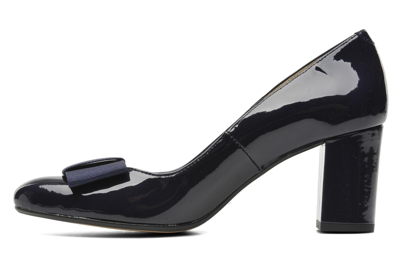 High heels Georgia Rose Santoora Blue front view