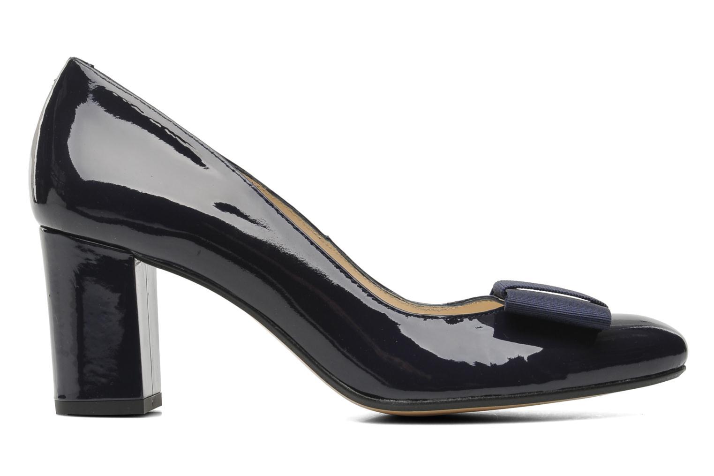 High heels Georgia Rose Santoora Blue back view