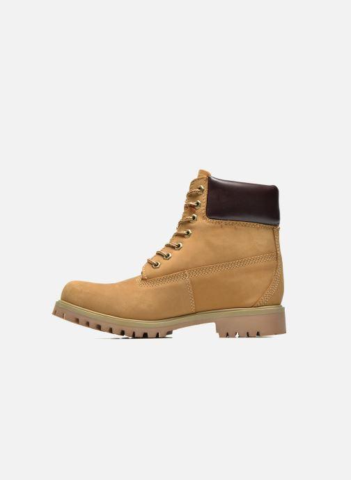 Bottines et boots Roadsign Road Beige vue face