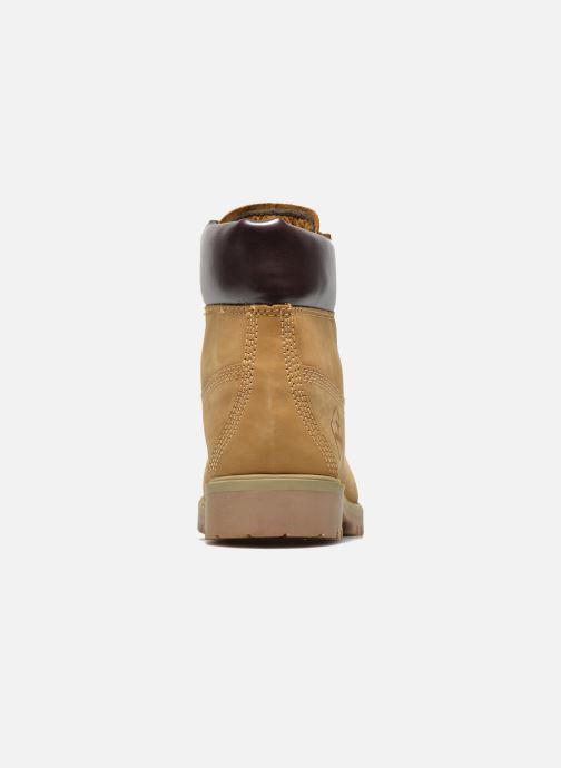 Bottines et boots Roadsign Road Beige vue droite