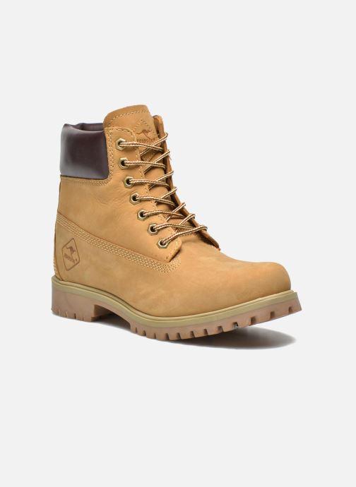 Bottines et boots Roadsign Road Beige vue détail/paire