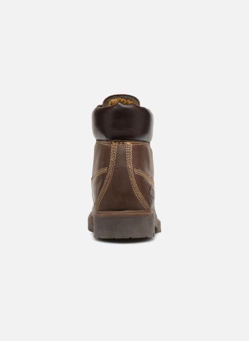 Bottines et boots Roadsign Road Marron vue droite