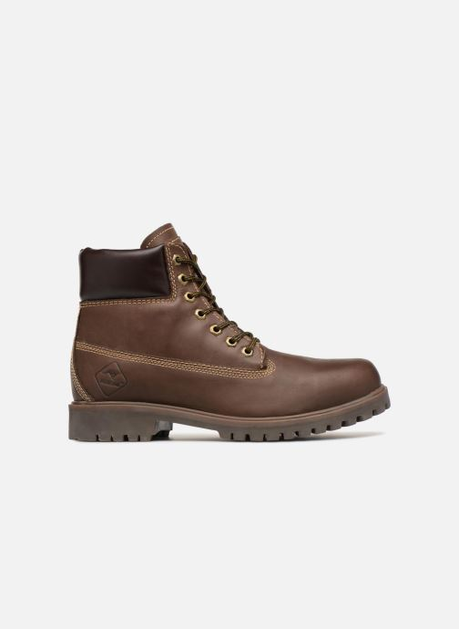 Bottines et boots Roadsign Road Marron vue derrière