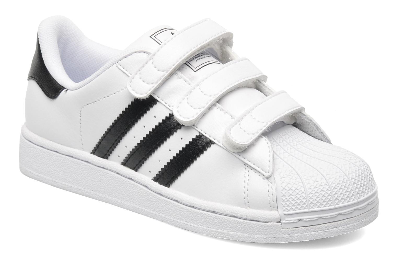 Sneakers Adidas Originals Superstar 2 Cf C Bianco vedi dettaglio/paio