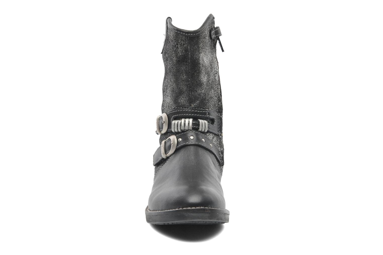 Bottines et boots Noël FOUGERES Noir vue portées chaussures