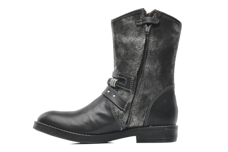 Bottines et boots Noël FOUGERES Noir vue face