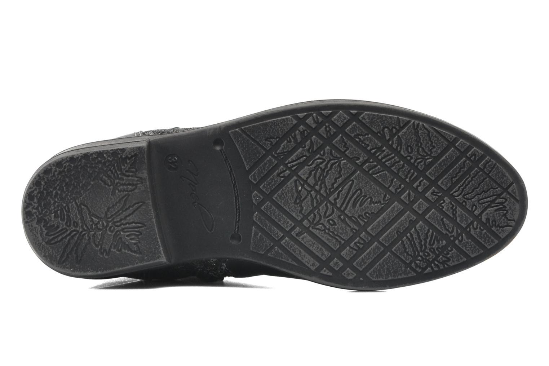 Bottines et boots Noël FOUGERES Noir vue haut