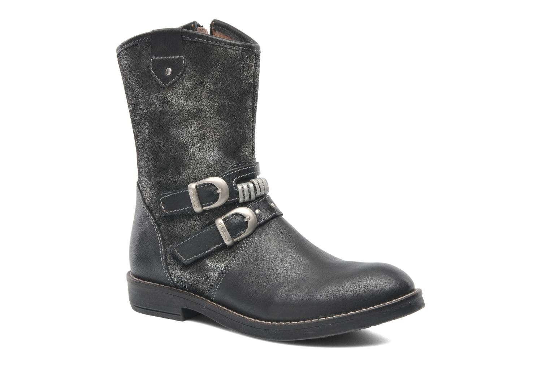 Bottines et boots Noël FOUGERES Noir vue détail/paire