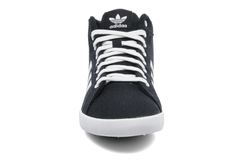 Trainers Adidas Originals Adria Ps 3S Mid W Black model view