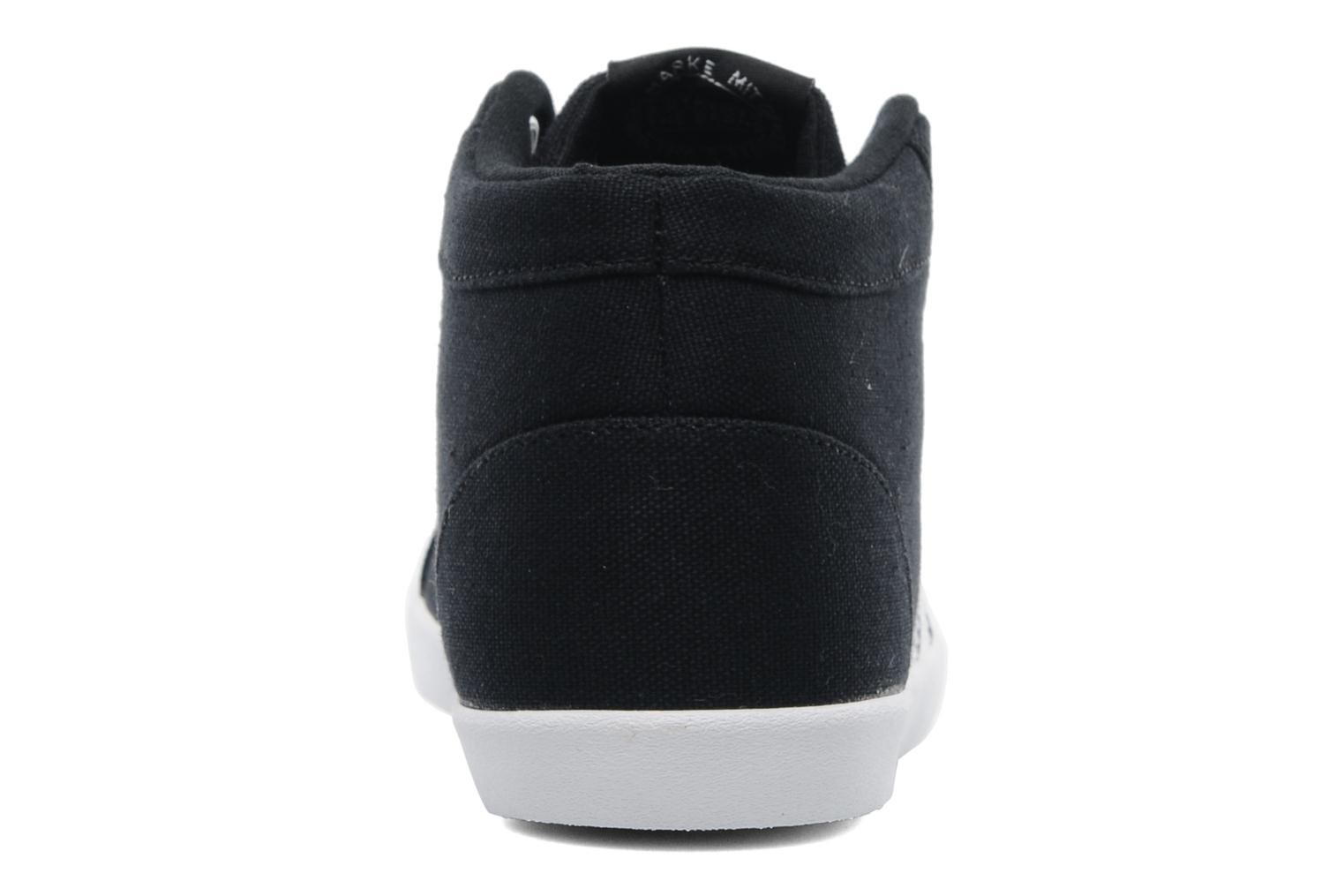 Trainers Adidas Originals Adria Ps 3S Mid W Black view from the right