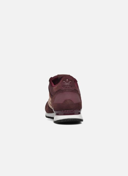 adidas originals Zx 700 W Sneakers 1 Bordeaux hos Sarenza