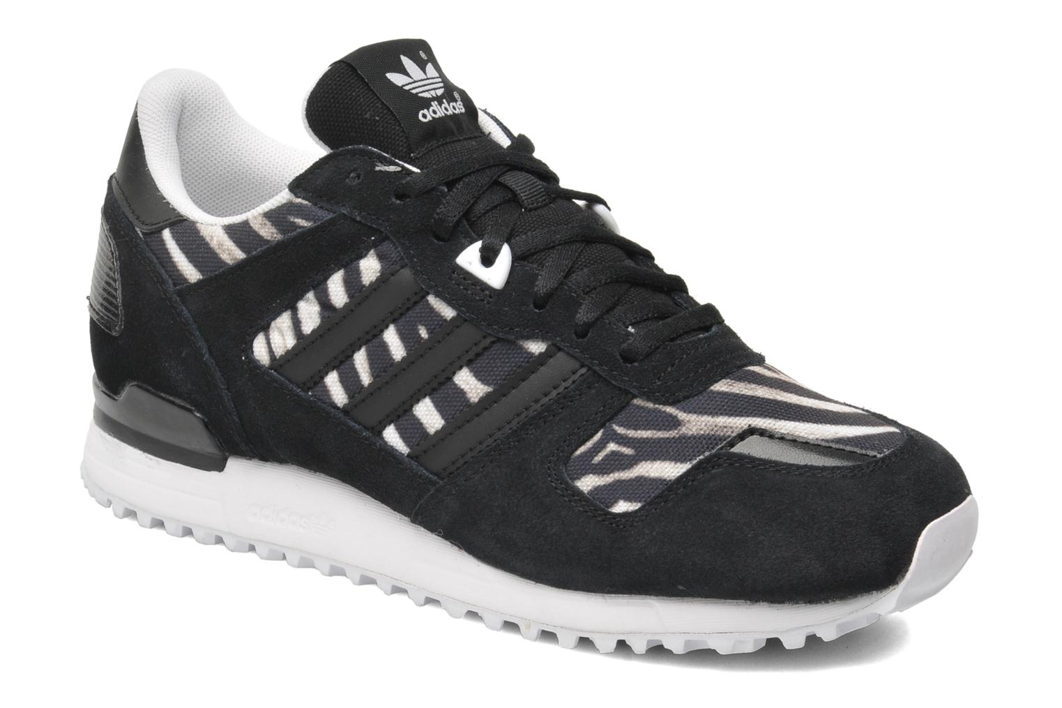 pretty nice d5978 2f64d ... coupon code for trainers adidas originals zx 700 w black detailed view  pair view 4b07e 46826