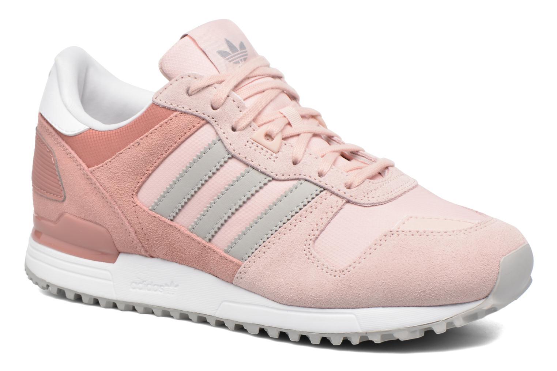 the latest 3e09d ce586 ... aliexpress sneaker adidas originals zx 700 w rosa detaillierte ansicht  modell 98eca 91c4f
