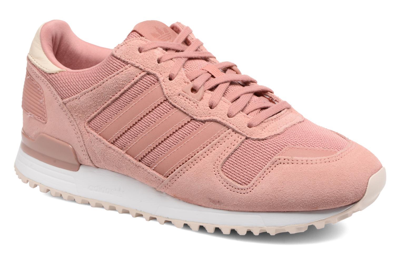 Sneaker Adidas Originals Zx 700 W rosa detaillierte ansicht/modell