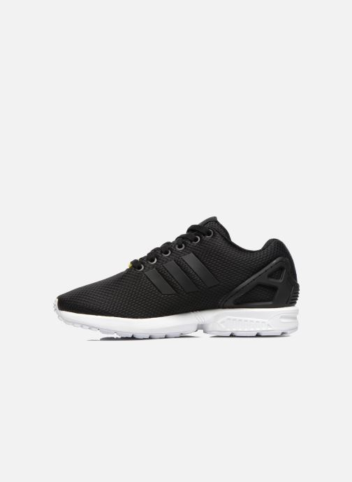 Trainers adidas originals Zx Flux W Black front view