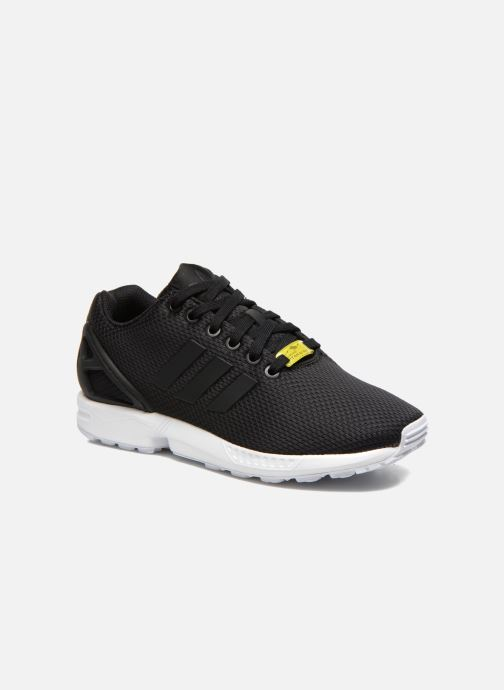 Trainers adidas originals Zx Flux W Black detailed view/ Pair view