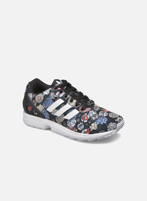 Baskets adidas originals Zx Flux W Multicolore vue détail/paire