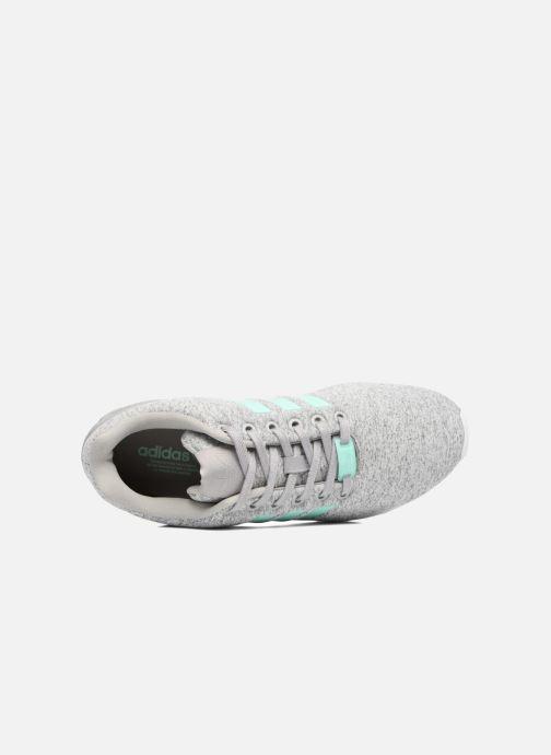 Baskets adidas originals Zx Flux W Gris vue gauche