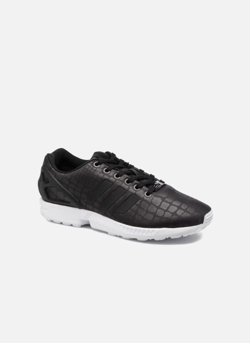 Sneakers adidas originals Zx Flux W Zwart detail