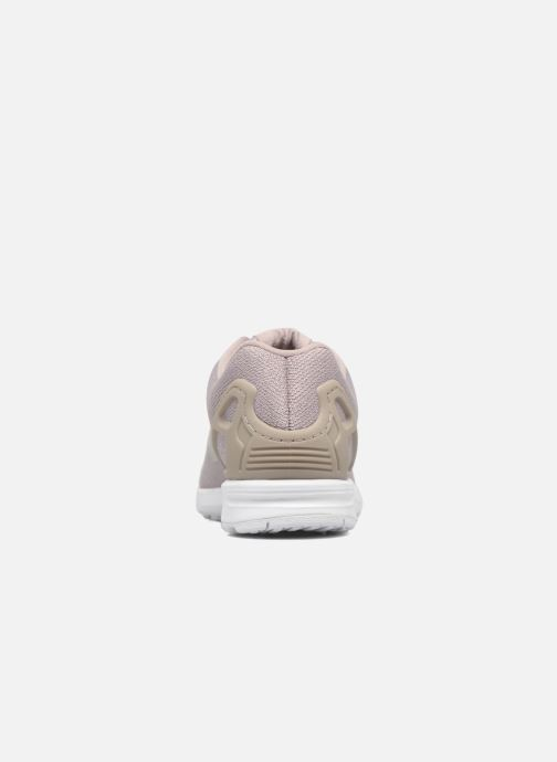 Trainers adidas originals Zx Flux W Grey view from the right