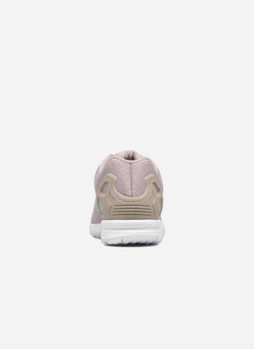 Sneakers adidas originals Zx Flux W Grijs rechts