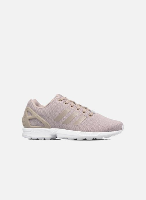 Trainers adidas originals Zx Flux W Grey back view