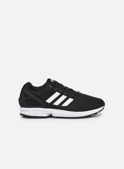 Trainers adidas originals Zx Flux W Black back view