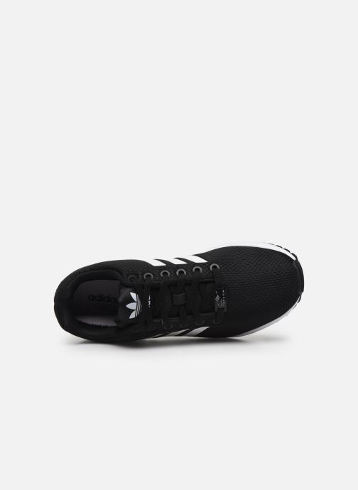 Trainers adidas originals Zx Flux W Black view from the left