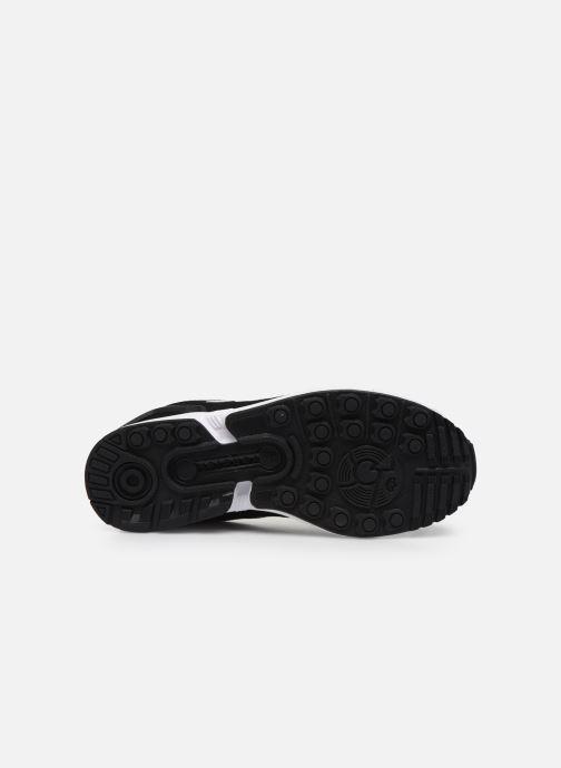 Baskets adidas originals Zx Flux W Noir vue haut