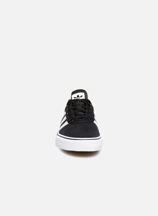 Sneaker adidas originals Adi-Ease schwarz schuhe getragen