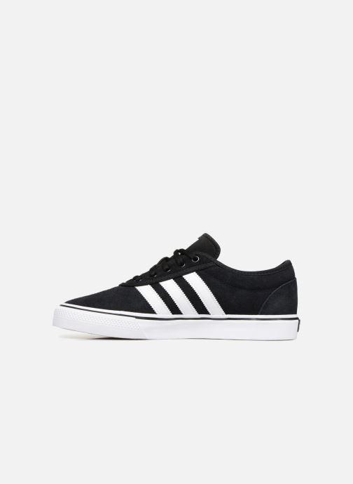 Sneaker adidas originals Adi-Ease schwarz ansicht von vorne