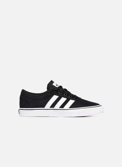 Sneaker adidas originals Adi-Ease schwarz ansicht von hinten