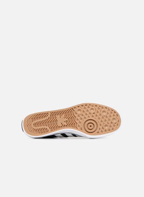 Sneaker adidas originals Adi-Ease schwarz ansicht von oben