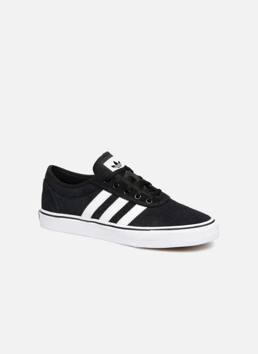 Sneakers adidas originals Adi-Ease Sort detaljeret billede af skoene