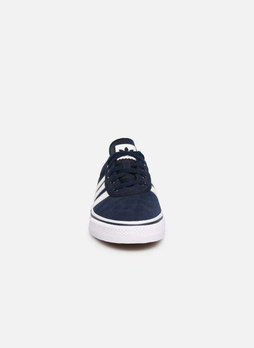 Baskets adidas originals Adi-Ease Bleu vue portées chaussures